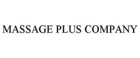 MASSAGE PLUS COMPANY