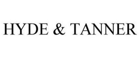 HYDE & TANNER