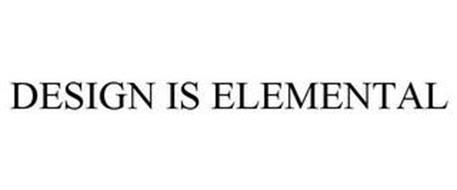 DESIGN IS ELEMENTAL