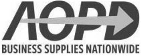 AOPD BUSINESS SUPPLIES NATIONWIDE