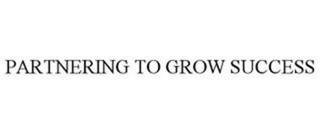 PARTNERING TO GROW SUCCESS