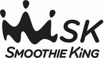SK SMOOTHIE KING