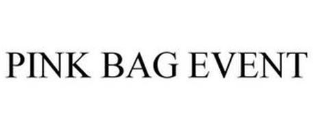 PINK BAG EVENT