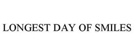 LONGEST DAY OF SMILES
