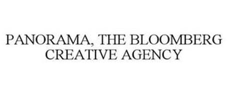 PANORAMA, THE BLOOMBERG CREATIVE AGENCY