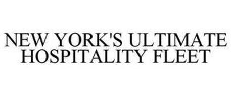 NEW YORK'S ULTIMATE HOSPITALITY FLEET