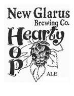 NEW GLARUS BREWING CO. HOP HEARTY ALE