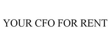YOUR CFO FOR RENT