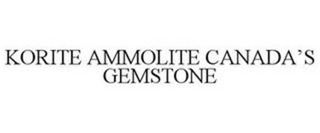 KORITE AMMOLITE CANADA'S GEMSTONE