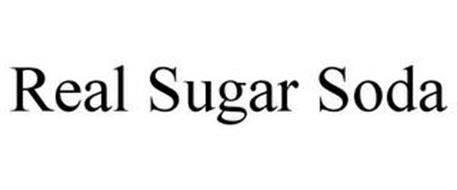 REAL SUGAR SODA