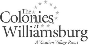 THE COLONIES AT WILLIAMSBURG A VACATION VILLAGE RESORT