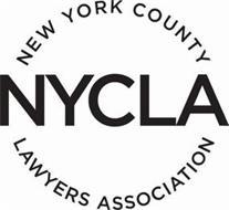 NEW YORK COUNTY LAWYERS ASSOCIATION NYCLA