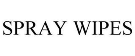SPRAY WIPES