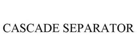 CASCADE SEPARATOR