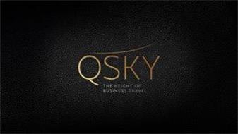 QSKY THE HEIGHT OF BUSINESS TRAVEL