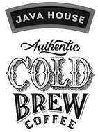 JAVA HOUSE AUTHENTIC COLD BREW COFFEE