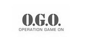O.G.O. OPERATION GAME ON