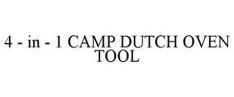 4 - IN - 1 CAMP DUTCH OVEN TOOL