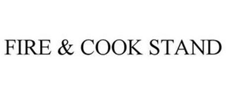 FIRE & COOK STAND