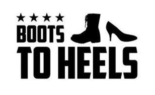 BOOTS TO HEELS
