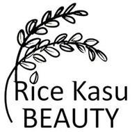 RICE KASU BEAUTY