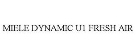 MIELE DYNAMIC U1 FRESH AIR