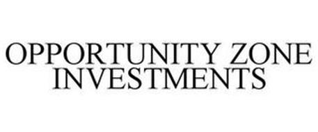 OPPORTUNITY ZONE INVESTMENTS