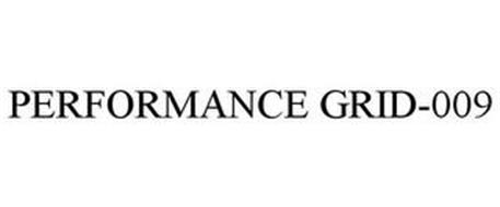 PERFORMANCE GRID-009