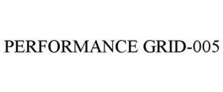 PERFORMANCE GRID-005