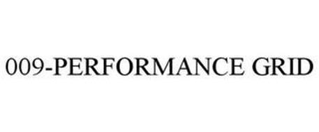 009-PERFORMANCE GRID