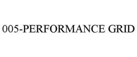005-PERFORMANCE GRID
