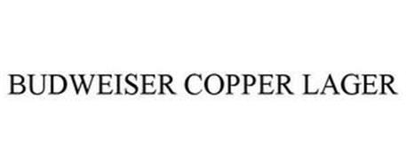 BUDWEISER COPPER LAGER