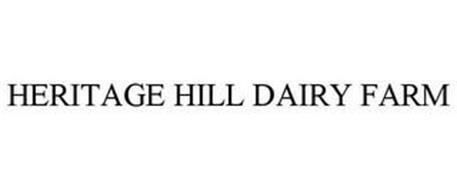 HERITAGE HILL DAIRY FARM