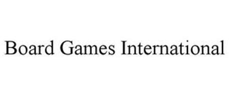 BOARD GAMES INTERNATIONAL