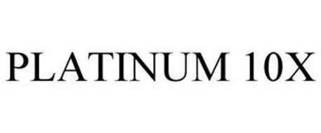 PLATINUM 10X