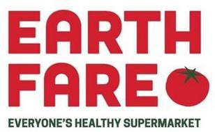 EARTH FARE EVERYONE'S HEALTHY SUPERMARKET