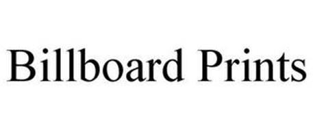 BILLBOARD PRINTS