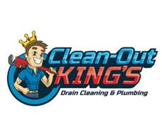 CLEAN-OUT KINGS DRAIN CLEANING & PLUMBING