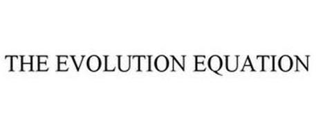 THE EVOLUTION EQUATION