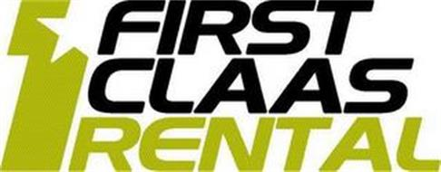 1 FIRST CLAAS RENTAL