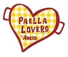 PAELLA LOVERS BY ANETO