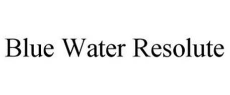 BLUE WATER RESOLUTE
