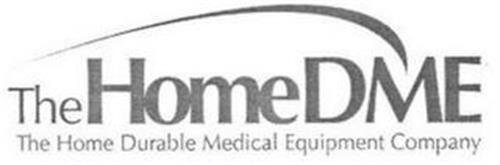 THEHOMEDME THE HOME DURABLE MEDICAL EQUIPMENT COMPANY