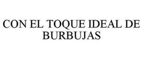 CON EL TOQUE IDEAL DE BURBUJAS