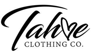 TAHOE CLOTHING CO.