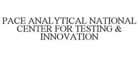 PACE ANALYTICAL NATIONAL CENTER FOR TESTING & INNOVATION