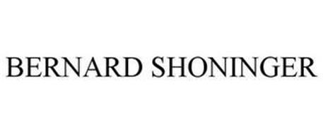 BERNARD SHONINGER