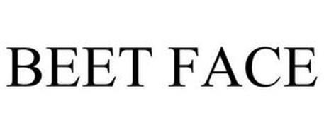 BEET FACE