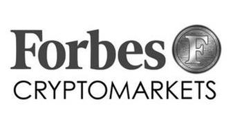 FORBES CRYPTOMARKETS F · FORBES CRYPTOMARKETS · ESTABLISHED 2018 · IMPARTIAL · TRUSTED · FAIR · DATA · MARKETS · CRYPTOCURRENCIES · INITIAL COIN OFFERINGS · ICO ·