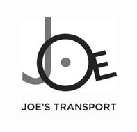 JOE JOE'S TRANSPORT